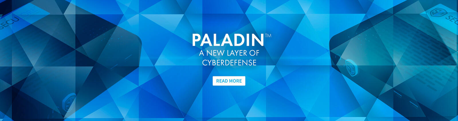 Paladin™: A New Layer of Cyberdefense