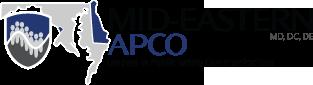 Mid Eastern APCO logo